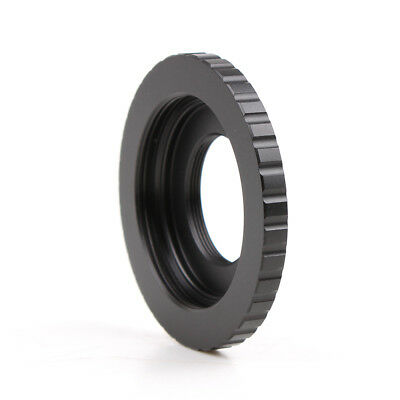Dual Purpose Adapter For M42 Screw C Mount Movie Lens to Micro Four Thirds M4/3