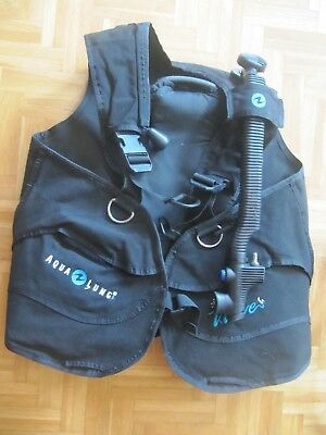AQUA LUNG JACKETT 1a. GR L  ( Waver )