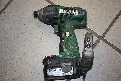 HITACHI WH14DL CORDLESS IMPACT DRIVER FOR WINDOWS