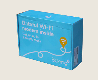 Belong Dataful Wi-Fi Modem - Model 4353