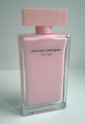Narciso Rodriguez FOR HER Eau de Parfum EDP 100ml - No box / Sans boit