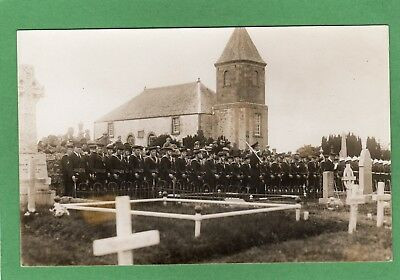Cromarty Church HMS Natal Disaster 1915  RP pc unused Ref L280