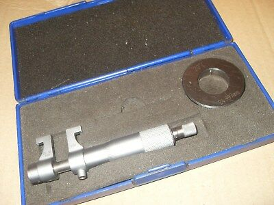 25mm - 50mm Inside Micrometer (Caliper Type) - As Photo