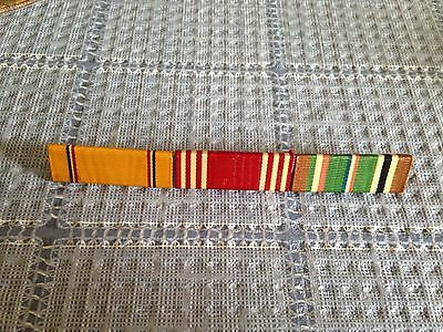 WW2  Army 1/2 Inch Ribbon Bar Good Conduct American defense europe theater WWII