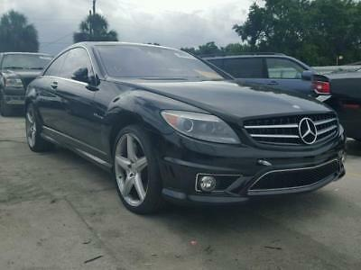 2009 Mercedes-Benz CL-Class 63 AMG 2009 Mercedes CL63 AMG For Sale Cheap Runs and Drives Salvage Title