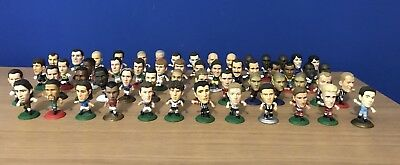 Large Bundle / Job Lot Of 56 Corinthian Microstars Football Figures Must See!!!!