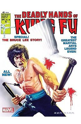 Deadly Hands of Kung Fu Collection 01-33 + 2 Specials, 1974-1977 DVD CBR Format