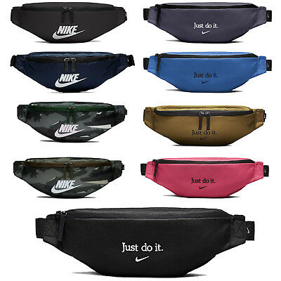 Nike Heritage Hip Pack Gym Sack Lining Waist Chest Bag Sports Travel Bumbag NEW