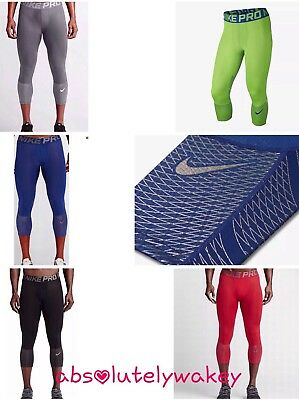 81bdc0540101b NIKE PRO HYPERCOOL Max 3/4 Men's Training Running Tights - $45.58 ...