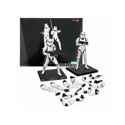 Star Wars ARTFX+ Stormtroopers Army Builder 2 Pack 1/10 PVC Statue