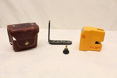 Pacific Laser Systems PLS 180 Line/Plumb/Level/Square Occidental Leather Case