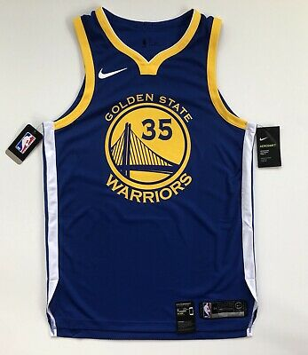3aa601930 Kevin Durant Golden State Warriors Nike Authentic Icon Edition Jersey  Medium NWT