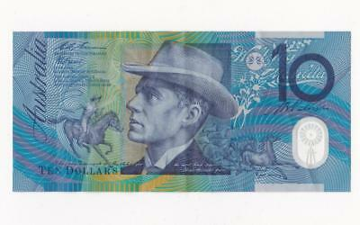 AUSTRALIA 10 DOLLARS 1994 POLYMER BANKNOTE (Evans/ Fraser) - CIRCULATED but Good