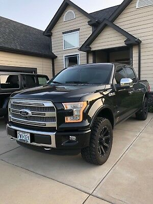 2015 Ford F-150  2015 Ford F-150 Platinum