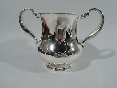 Gorham Trophy - A33M - Antique Victorian Cup - American Sterling Silver - 1898