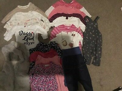 3-6 Month Baby Girl Clothes Bundle Autumn Winter