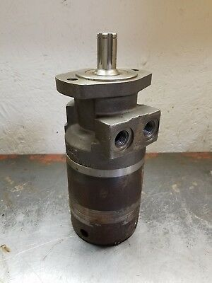 Parker Hydraulic Motor, Unknown Model Number, USED