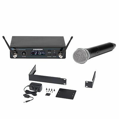 Samson Concert 99 Handheld Frequency-Agile UHF Wireless Microphone System