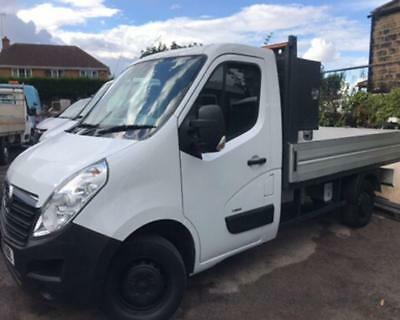 af80f45fcf4e96 VAUXHALL MOVANO F3500 L2 H3 CDTi 1 OWNER HIGH SPEC VAN WITH AIR CON ...