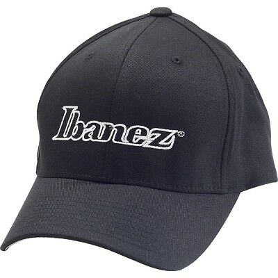 b8a6d7aac IBANEZ FITTED BASEBALL Cap Black Large/Extra Large