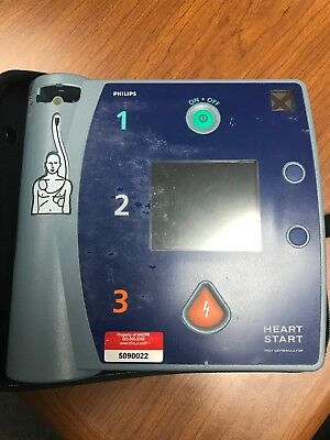 AED Philips FR2 Automated External EMT Paramedic First Aid