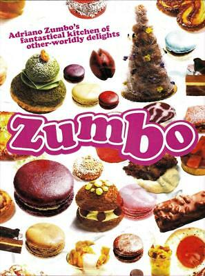 ZUMBO Adriano Zumbo's FANTASTICAL KITCHEN OF OTHER-WORLDLY DELIGHTS HB/DJ