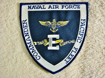 """{{{}}} Usn """"e-Award"""" Patch For Squadron Battle Readiness {{{}}}"""
