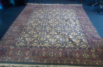 Pande Cameron Of New York Genuine Cathay 8x10 Wool Hand Knotted Rug