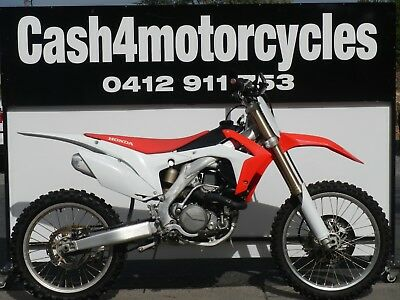 Honda Crf 450 2015 Model Sounds And Rides As New $4990