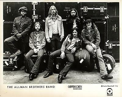 The Allman Brothers Band    8X10 Photo #236
