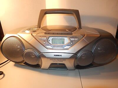 Phillips AZ1560 Boom Box GREAT FEATURES AND SOUND