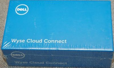 DELL WYSE CLOUD CONNECT CS1A13 Ultra Small Mobile Thin Client - NEW - SEALED!!!