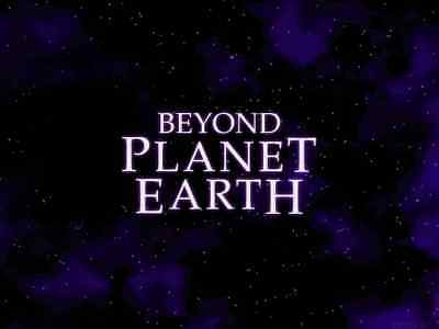 Beyond Planet Earth - Discover Channel Multimedia reference CD ROM