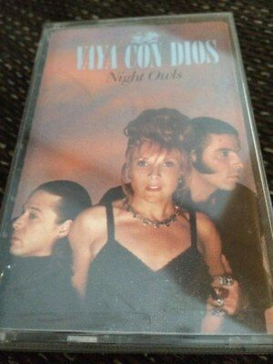 MC - Vaya Con Dios - Night Owls (Musikkassette)