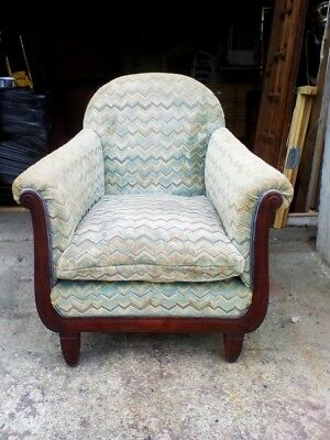 Fauteuil ep art deco 1930 -proche Maurice Dufrene