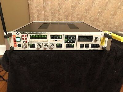 Sysmedia 1033/Z528420 Teletext Calibrated Distortion Unit