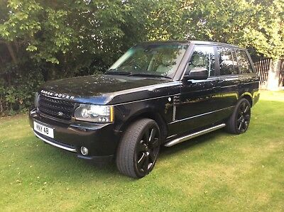 RANGE ROVER VOGUE  2010  (model)  TDV8 MAY P/EX DISCOVERY!!