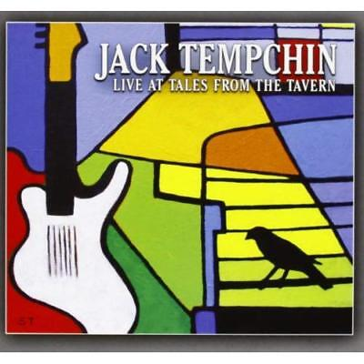 Live at Tales from the Tavern Jack Tempchin CD
