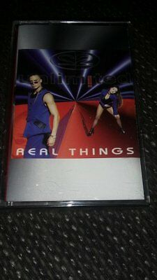 MC - 2 Unlimited - Real Things (Musikkassette)