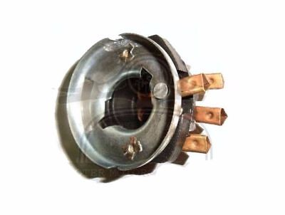 Lambretta Li Headlight Headlamp Bulb Holder Socket @de