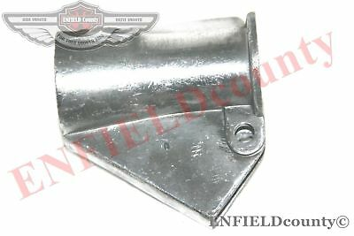 Handle Lever Switch Support Alloy Polished Lambretta Li Series 2  @de