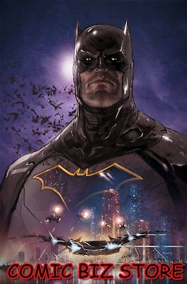 Batman #53 (2018) 1St Print Andrews Variant Cover Bagged & Boarded Dc Universe