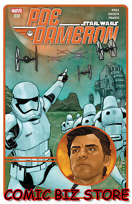 Star Wars Poe Dameron #30 (2018) 1St Printing Bagged & Boarded Marvel Comics