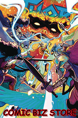 Thor #4 (2018) 1St Printing Main Cover Bagged & Boarded Marvel Comics