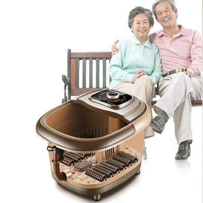 Portable Foot Spa Bath Massager With Heat - TheBest Choice Products US