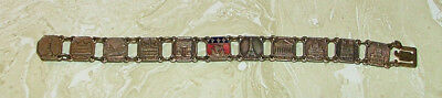 Wwii Sweethearts Bracelet From Paris France