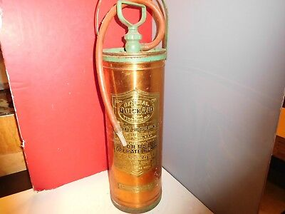 Vintage Fire Extinguisher-Safety Phlare Pump