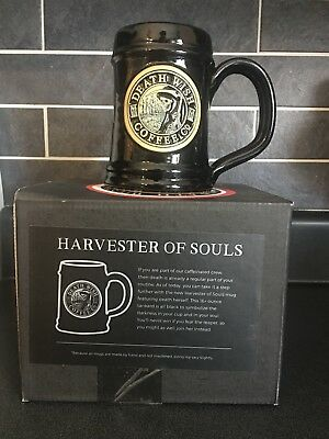 "Free Reaper Pin W/ ""death Wish Coffee"", Harvester Of Souls Set"