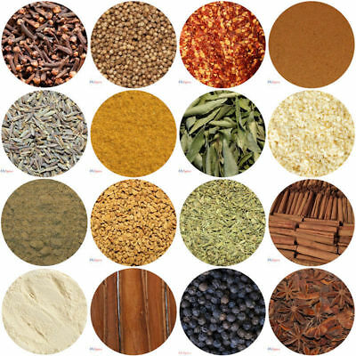 Spice collection minimum order 10 items ( Collection A )