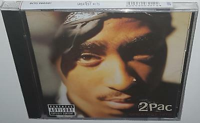 2Pac Greatest Hits (1998) Brand New Sealed 2Cd Set Hit Em Up Toss It Up